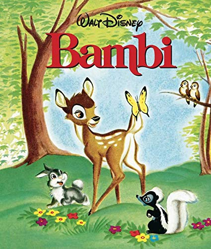 9782230017256: Bambi (Petits livres d'or)