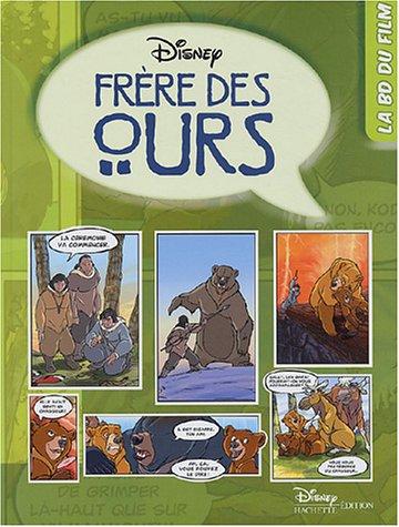 9782230018291: Fr�res des Ours - La BD du film