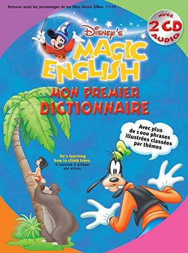 9782230019458: Magic English: Mon Premier Dictionnaire (Plus 2 CD Audio)