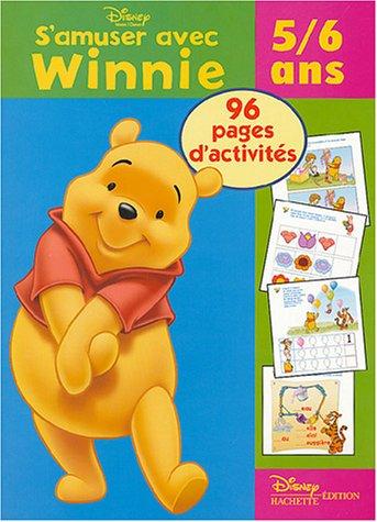 9782230019489: S'amuser avec Winnie, 5/6 ans