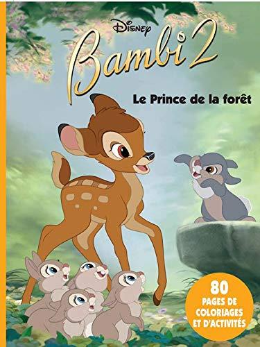 9782230020089: Bambi 2, Le Prince de la forêt : Activités et coloriage
