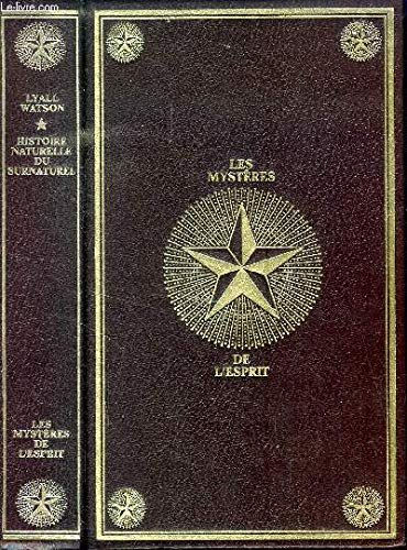 9782231004194: Histoire naturelle du surnaturel