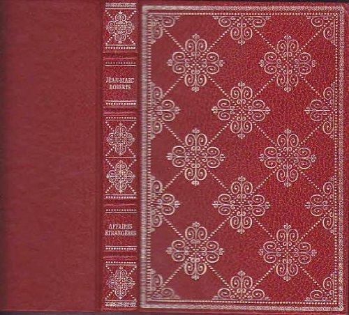 9782231004996: Affaires étrangères (Bibliothèque du temps présent)