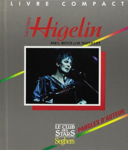9782232100918: Jacques higelin