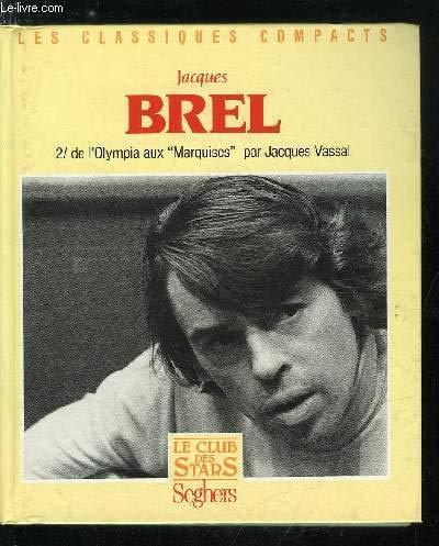 9782232101182: Jacques Brel