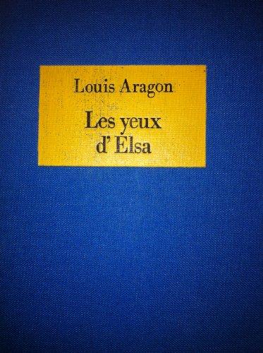 9782232102806: Les Yeux d'Elsa