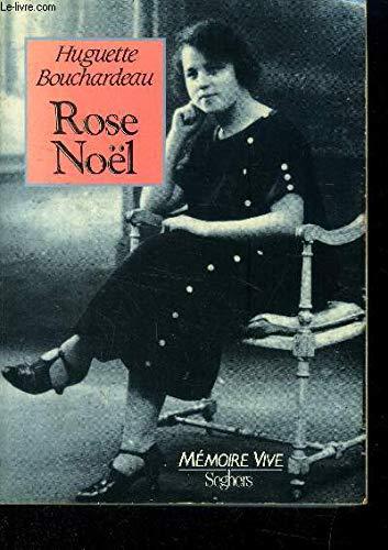 9782232103483: Rose Noël
