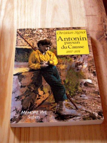 9782232103568: ANTONIN PAYSAN DU CAUSSE (1897-1974)