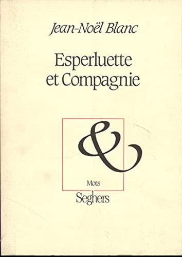 9782232103728: Esperluette et compagnie: Roman par nouvelles