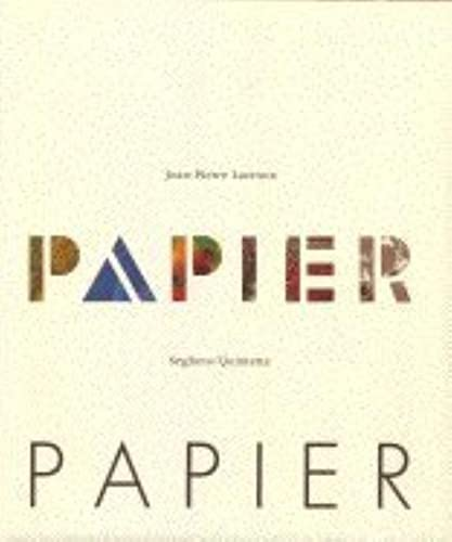 9782232104114: Papier (French Edition)