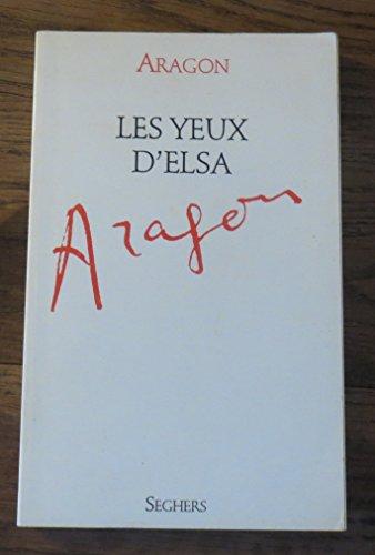 9782232121623: Les Yeux d'Elsa