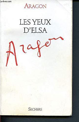 9782232121623: Les Yeux d'Elsa (French Edition)