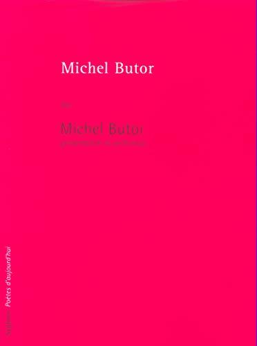 9782232122040: Michel Butor par Michel Butor. Présentation et anthologie (French Edition)