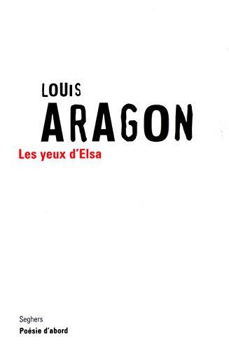 9782232122453: Les Yeux D'Elsa (French Edition)
