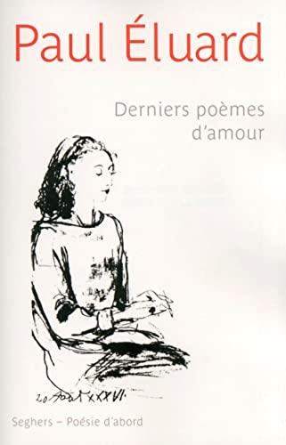 9782232123832: DERNIERS POEMES D'AMOUR -NE 13