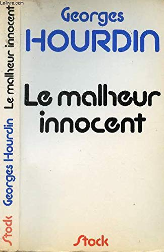 9782234002340: Le malheur innocent