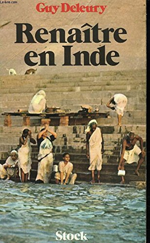 9782234003637: Renaitre en Inde (French Edition)