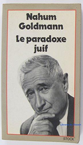 9782234004627: Le Paradoxe juif : Conversations en fran�ais avec L�on Abramowicz (Les Grands leaders)