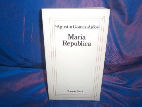 9782234005396: Maria Republica