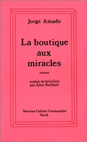 9782234005518: La boutique aux miracles