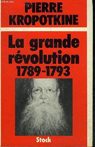 9782234005792: La grande Révolution 1789 1793