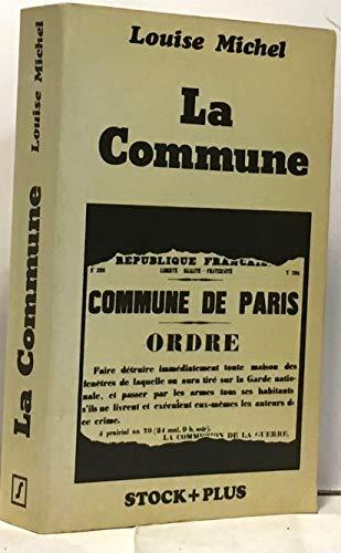 9782234008649: La Commune