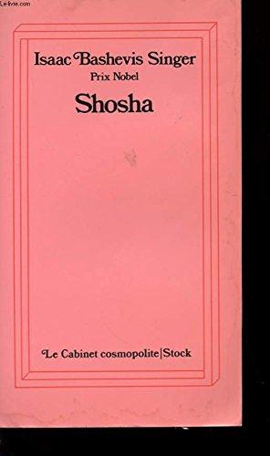 SHOSHA: ROMAN (2234010144) by Isaac Bashevis Singer