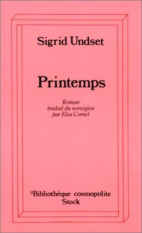 9782234011366: Printemps