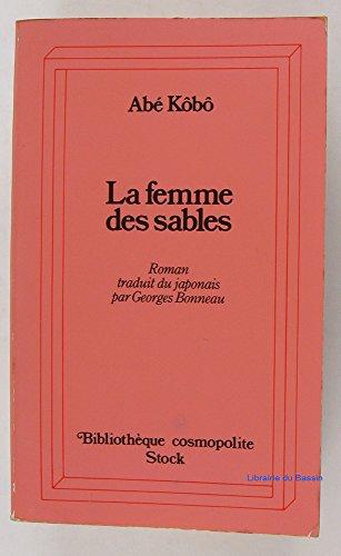 9782234011755: La Femme des sables (Bibliothèque cosmopolite)