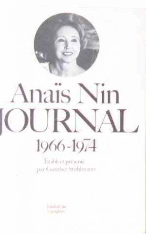 Journal t07 1966-1974 (French Edition): Anaïs Nin