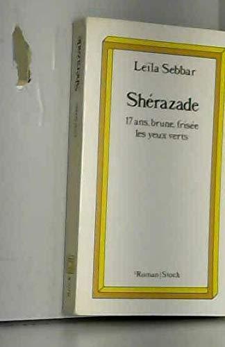 9782234015869: Sherazade (Littérature française)