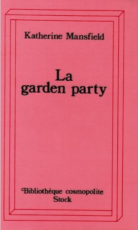 9782234016293: The Garden Party and Other Stories