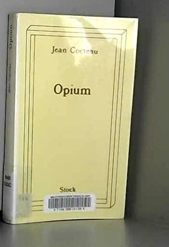 9782234016767: Opium : Journal d'une désintoxication