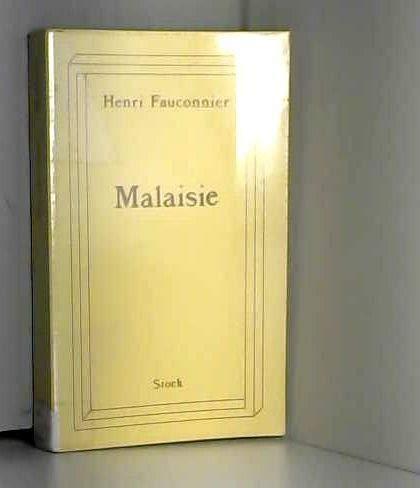 9782234018006: Malaisie / roman