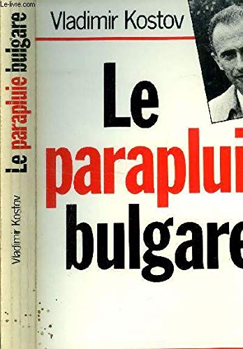 9782234018884: Le parapluie bulgare (French Edition)