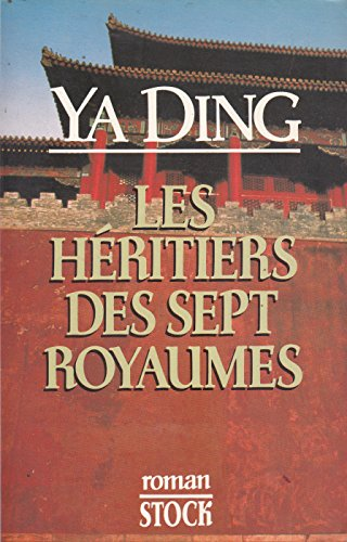 9782234021396: Les heritiers des sept royaumes (French Edition)