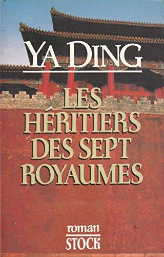 9782234021396: Les Héritiers des sept royaumes