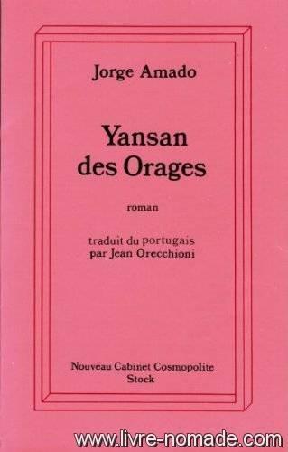 Yansan des Orages: Jorge Amado