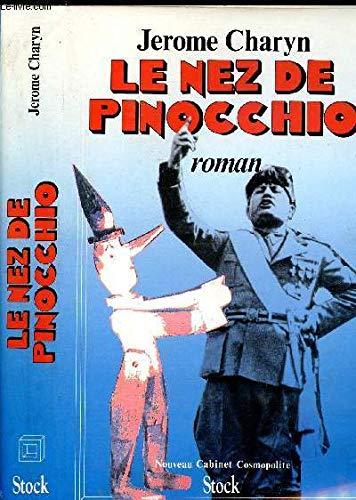 Le Nez de Pinocchio: Jerome Charyn