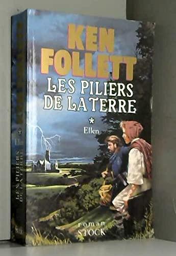 9782234022621: Les Piliers de la terre, tome 1 : Ellen