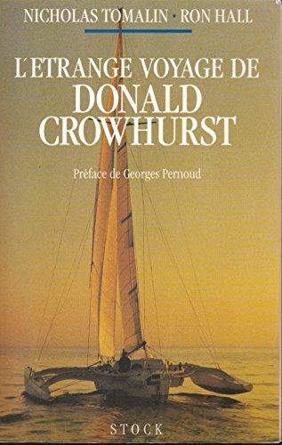 9782234022720: L'Étrange voyage de Donald Crowhurst