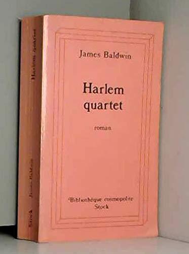 9782234023673: Harlem quartet