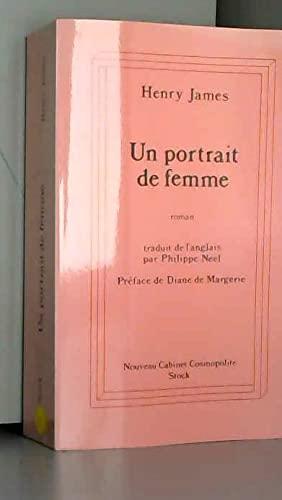 9782234025400: Un portrait de femme : roman