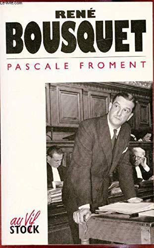 9782234042742: René Bousquet (French Edition)