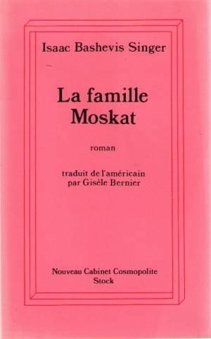 9782234044005: La famille Moskat