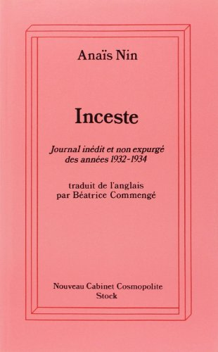 9782234044135: Inceste (French Edition)