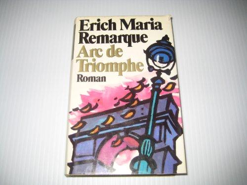 9782234045477: L'Arc de triomphe (Nouveau cabinet cosmopolite)