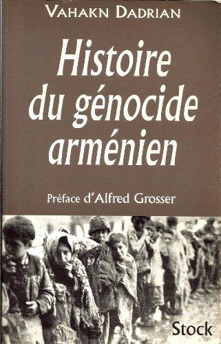 9782234045484: Histoire du génocide arménien