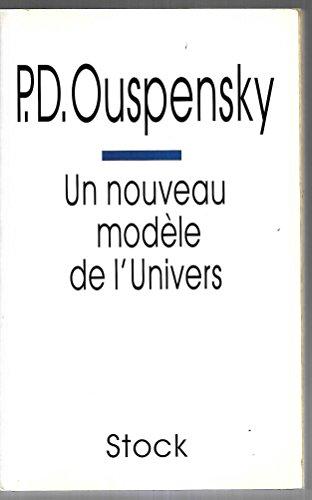 9782234046276: Un nouveau modèle d'univers (Essais Documents)