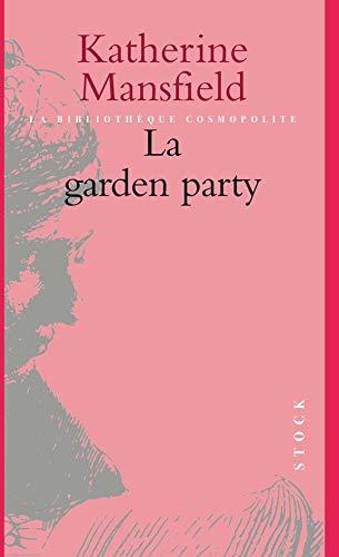 9782234046344: La Garden Party